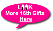More 16th Birthday Gift Ideas