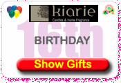 Unusual 16th birthday gifts for Girls