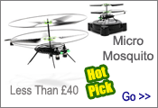 Micro Mosquito Birthday Gift Idea