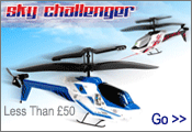 Sky Challenger Helicopters Birthday Gift